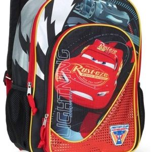 "DISNEY PIXAR CARS PISTON CUP16"" FULL SIZE BACKPACK"